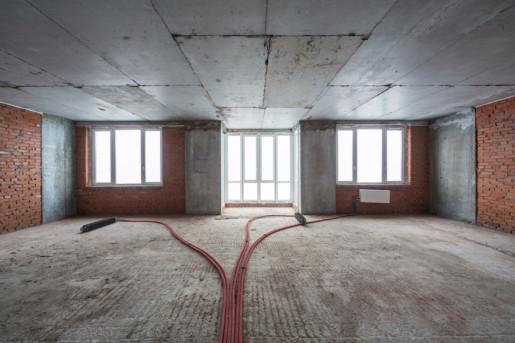 Особенности ремонта квартир в новостройках