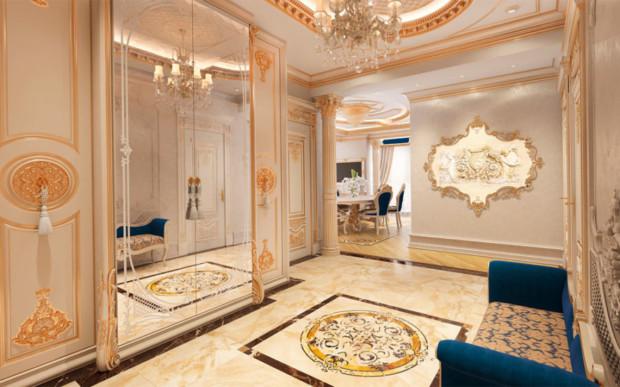 Элитный ремонт квартиры в Сочи