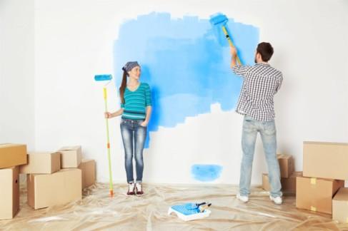Выбор цвета в интерьере квартиры