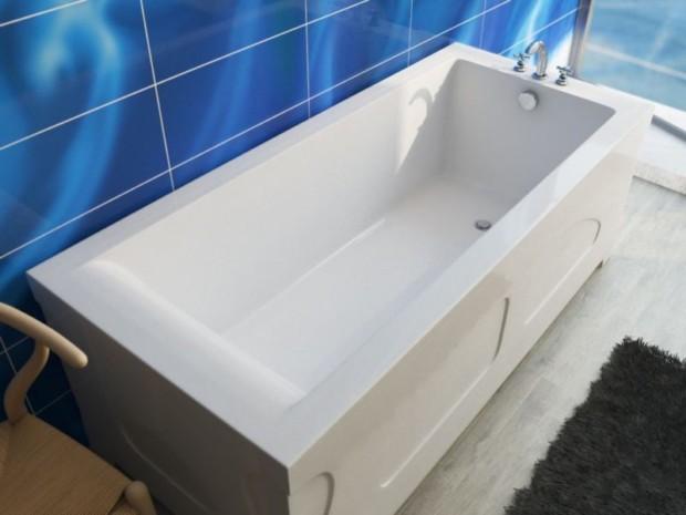 Установка акриловой ванны пошаговая инструкция